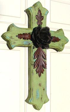 Pretty Rustic cross