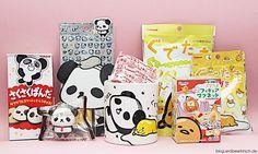 Das komplette Ü-Paket für @chochi_rain (-) #paket #überraschung #package #box #filledwithlove #facebook #challenge #ojipan #panda #sanrio #sanx #gudetama #otaku #sweets #cookies #japanesesweets #japanesecandy #japan #japanisch #japanese #tasse #mug #diy #card #rement #squishies #sticker #paper #ramen #magnet by erdbeerkirsch.de