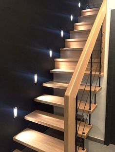 Escalier Design, Ethnic Chic, Main Entrance, Stairs, Home Decor, Staircases, Farmhouse Stairs, Entry Stairs, Open Staircase