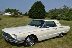 1966 Ford Thunderbird   Flickr - Photo Sharing!