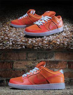 HIPHOPER-나이키(Nike) 덩크 로우 프로 `Fire & Ice'발매