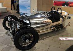 Chrome Morgan 3 Wheeler