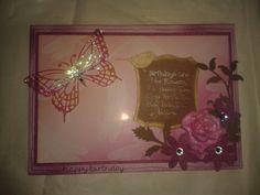 50th birthday card for a friend