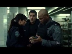 Rookie Blue - 3x13 - Andy holds a bomb while Sam tells her he loves her - YouTube one of my fave scenes!!