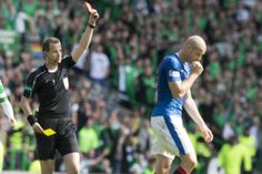 Rangers Philippe Senderos can bounce back from red card