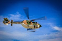 Royal Thai Navy shows off it's new H145M – Video (No Eng)
