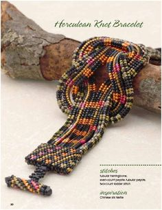 free seed bead earring patterns | Book Review - Artistic Seed Bead Jewelry - The Beading Gem's Journal