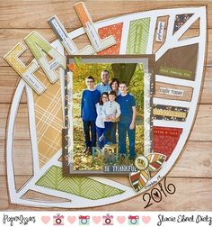 There's a new #pinspired moodboard @paperissues I was so inspired by the colors, patterns, leaves, and nuts! It's only fitting because family photos with kids can make you nuts! I loved @simplestories_ #sshellofall for my take. . . . . . #paperissues #simplestories #scrapbooking #scrapbook #ontheblog Save 30% at Paper Issues using code: CROPSHOP now through 11-13! Join us on Facebook for our PI Fall Crop! ✂️