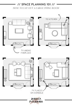 How to: large living room layout ideas // Jordan Interiors concept kitchen living room Long Grey Living Room Sets, Small Living Room Layout, Narrow Living Room, Living Room Furniture Layout, Living Room Furniture Arrangement, Living Room Flooring, Living Room Kitchen, Living Room Layouts, Living Room Plan