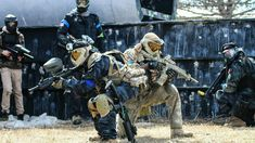 Not every time you enter into the battlefield, you get to use tactical weapons. At times you are stuck in situations when you need a quick draw or especially when you are making the run for the fla… Paintball Gear, Extreme Sports, Airsoft, Gears, Military, Escape Room, Markers, Halo, Quotes
