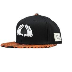 Cayler And Sons C AndS Brooklyn Animal Print Snapback Tiger Print Snapback Cap 6687! Only $8.90USD