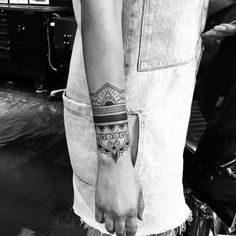 40 Mind-blowing Mandala Style Tattoo Designs to Try Right Now!