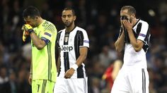 The poise that got Juventus to the UEFA Champions League final disappeared versus Real Madrid, with Juan Cuadrado and Dani Alves among the struggling.