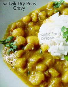 Authentic Food Delights: Vegetarian – Chickpeas in Gravy. Without onion or garlic. Authentic Food Delights: Vegetarian – Chickpeas in Gravy. Without onion or garlic. Baby Food Recipes, Indian Food Recipes, Vegetarian Recipes, Snack Recipes, Cooking Recipes, Healthy Recipes, Ethnic Recipes, Sabzi Recipe, Dal Recipe