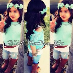 Awww this is jus 2 cute....I need 2 find this outfit for my babies