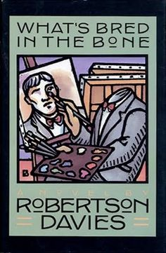 Robertson Davies An Author of Distinction