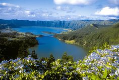 Lagoa das 7 cidades, Azores