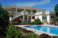 Esperanza Vacation Rental - VRBO 263162 - 6 BR Vieques Island House in Puerto Rico, Hilltop Home with Breathtaking Ocean Views and Pool!