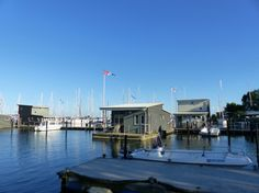 Yachthafen Lauterbach #segeln #ruegen #ostsee