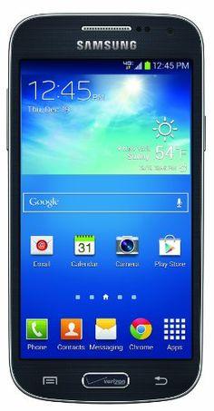 cool Samsung Galaxy S4 Mini, Black 16GB (Verizon Wireless)