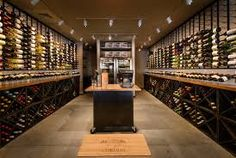 Cordial Fine Wine now open in DCu0027s new Union Market offers 216 artisanal and 35 craft from around the world. & Wine Cellar | Space | Pinterest | Wine cellars and Wine