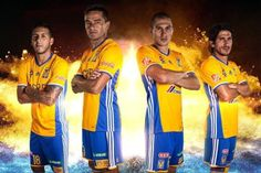 Tigres UANL 2016/17 adidas Home and Away Jerseys