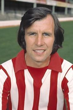 Tony Byrne Southampton 1973 Fc Southampton, Southampton Football, 1970s, Saints, Soccer, Clock, Watch, Futbol, European Football
