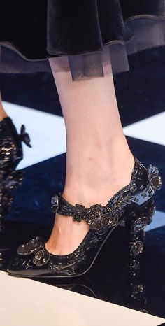 Dolce & Gabbana * FW16 Details