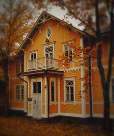 Dream house. Paulig Villa, Helsinki