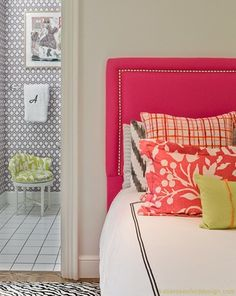 very helpful tutorial on how to mix patterns @Centsational Blog Blog Girl