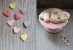 * Angel of Berlin: [bakes...] Valentine's Day Heart-Shaped Baiser