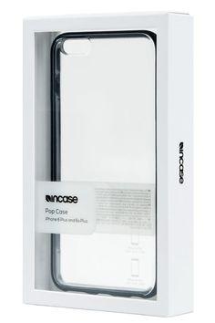 Incase Packaging Design. iPhone Case Packaging. Minimal Packaging.