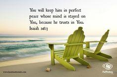 #peacefullife #myhappyplace #peacewithGod
