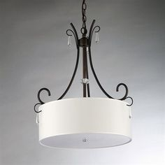 4 Light Large Pendant  A gorgeous charmingly designed fixture that may offer a lot of expressions in any room.