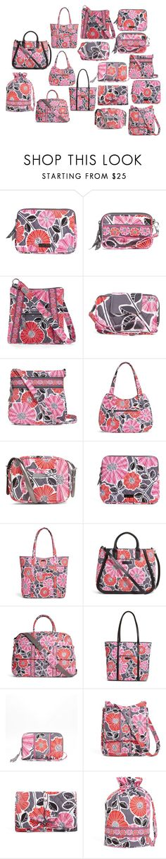 """""""Vera Bradley Cheery Blossoms"""" by sup-16 on Polyvore featuring Vera Bradley"""