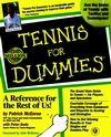 Tennis For Dummies Cheat Sheet