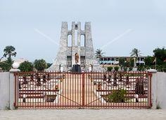 Memorial to Kwame Nkrumah - Accra, Ghana