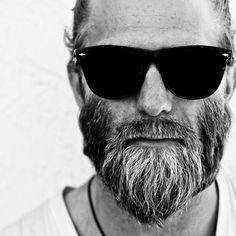 Man that's a nice beard!