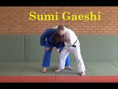 University of Judo - Sumi gaeshi options - YouTube