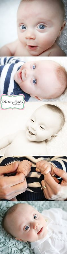 4 Month Baby - Cleveland Photographer | Cleveland Newborn Photography, Cleveland Baby Photography, Cleveland Birth Photography, Cleveland Child Photography and Cleveland Family Photography | Brittany Gidley Photography