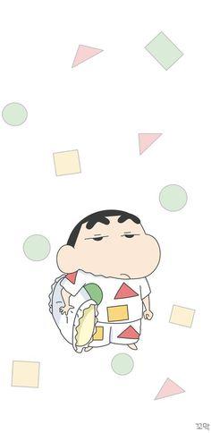Sinchan Wallpaper, Cartoon Wallpaper Iphone, Wallpaper Gallery, Kawaii Wallpaper, Cute Wallpaper Backgrounds, Cute Cartoon Wallpapers, Sinchan Cartoon, Doraemon Wallpapers, Crayon Shin Chan