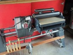 Quick, Cheap Thickness Sander for ShopSmith or Lathe #3: Finishing up the build - by shipwright @ LumberJocks.com ~ woodworking community