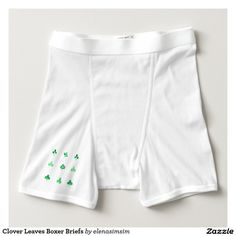 Clover Leaves Boxer Briefs