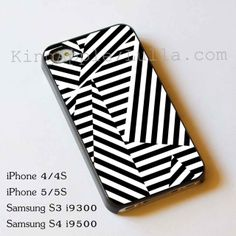 black and white geomatric pattern for iPhone
