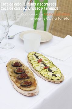 Discover recipes, home ideas, style inspiration and other ideas to try. Kiss The Cook, Savory Tart, Spanish Food, Canapes, Sin Gluten, Vegan Vegetarian, Tapas, Easy Meals, Appetizers