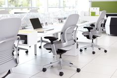 Leap seating at FrameOne