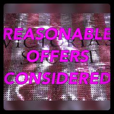 Reasonable offers considered Reasonable offers considered Other