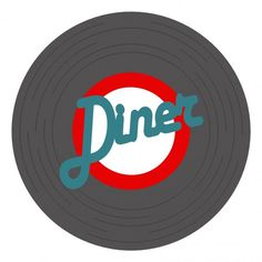 50s Diner Signs