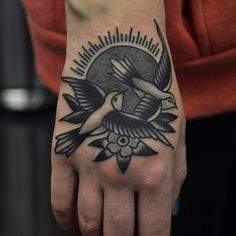 eagledaggerrosepanther: Jordan Baxter, Black Garden Tattoo London @Jordan Baxter