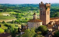 Antonio Carluccio's Tuscany: Gourmet Getaways - Telegraph